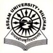 assam university recruitment